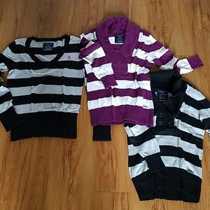 Polo Sweaters Bundle of 3